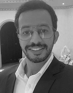 Ali Almansoori, Sales Representative